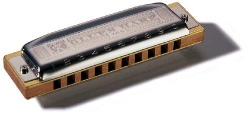 Hohner Blues Harp Harmonica, Key of C