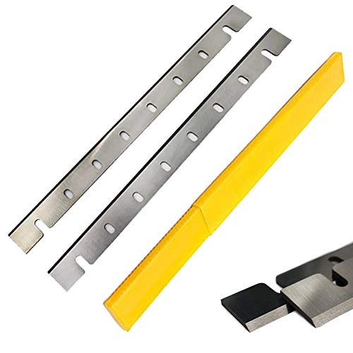 12-1/2 Inch Replacement Planer Blades For DeWalt DW733 Thickness Planer Knives, Replace DW7332 - Set Of 2