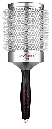 Olivia Garden Okrągła szczotka do włosów Pro Thermal Soft 83/105 mm z korpusem aluminiowym