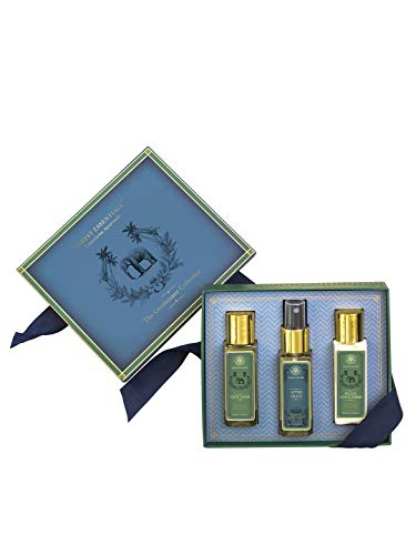 Forest Essentials Kit for Him, 150ml (Gift Box For Men)