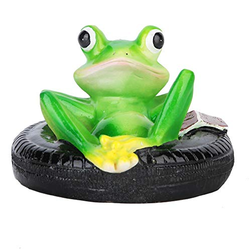 Floating Animal Figurine, Animal Decor Lawn Ornament for wimming Pool Pond Bathtub Garden Decor