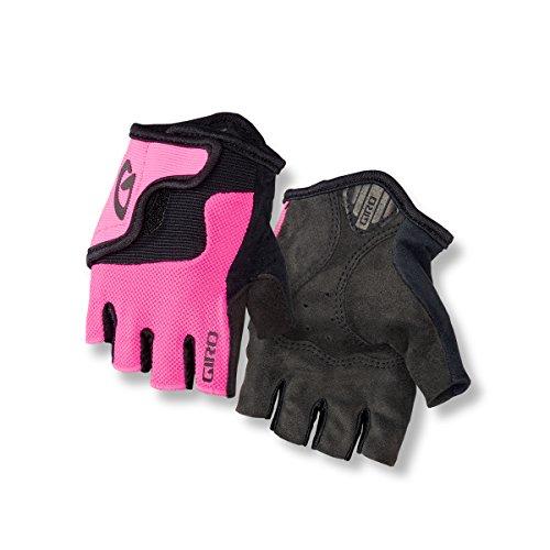 Giro Bravo Jr Kinder Fahrrad Handschuhe kurz pink/schwarz 2020: Größe: M (5)