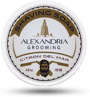 Citron Del Mar (Shaving Soap) by Alexandria Fragrances