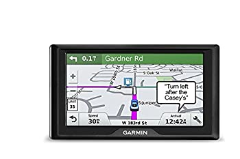 Garmin Drive 51 USA LMT-S GPS Navigator System with Lifetime Maps Live Traffic and Live Parking Driver Alerts Direct Access TripAdvisor and Foursquare Data  Renewed
