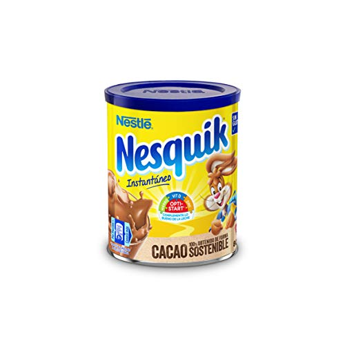 Nestlé - Nesquik Cacao Soluble Instantáneo Lata 800 g