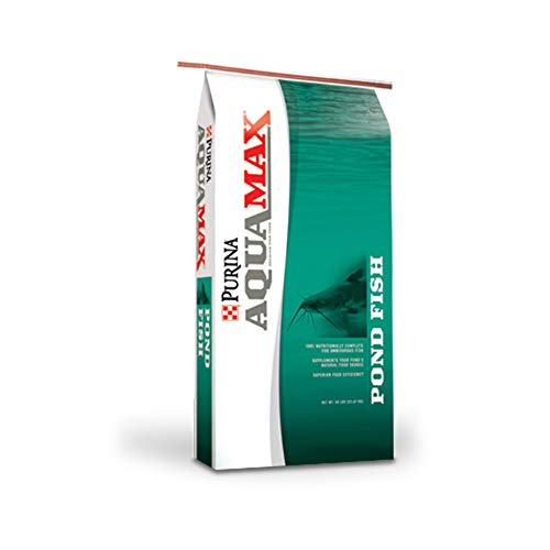Purina | AquaMax Pond Fish 2000 | 50 Pound (50 lb) Bag