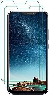 【2枚】ASUS Zenfone 5 ZE620KL/ZS620KLフィルム ASUS Zenfone 5 ZE620KL/ZS620KLガラスフィルム 日本旭硝子素材採用 2.5Dラウンドエッジ加工 高透過率/薄型/硬度9H/3D Touch...