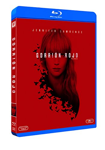Gorrion Rojo Blu-Ray [Blu-ray]