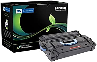 MSE Model MSE02214315 Premium High Yield MICR Black Toner Cartridge for Use with HP Hewlett Packard LaserJet 9000, 9000DN, 9000HNF, 9000HNS, 9000LMFP, 9000MFP, 9000MFS Printers