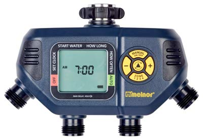 Melnor 63280 4-Zone Water Timer - Quantity 4