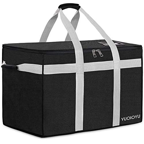 YUOIOYU Insulated Food Delivery Bag