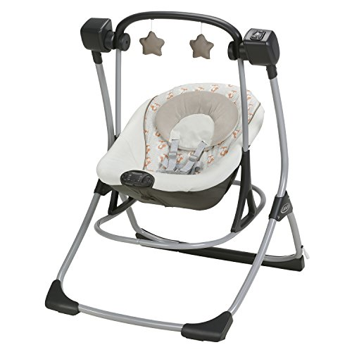 Why Choose Graco Cozy Duet Baby Swing, Fashion Tenley
