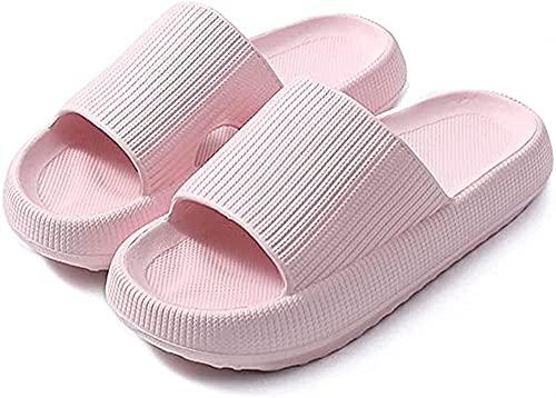 GYYlucky Femmes Hommes Chaussures de Bain antidérapantes à séchage Rapide épaissi curseurs de Douche Sandales de Bain Chaussures de...