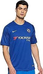Nike Camiseta 1ª Equipación Chelsea FC 2017/2018 Hombre