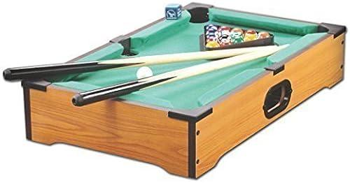 Mini Pool-Billiard Table by Table Top Toys