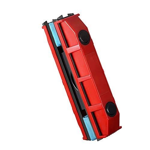 WASAGA Magnetischer Fensterputzer, Glasreiniger für Einfach Verglaste Fenster Für Fensterdicken von 2-28 mm (Typ A. 2-8mm Fensterstärke)