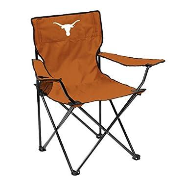NCAA Texas Longhorns Adult Quad Chair, Rust