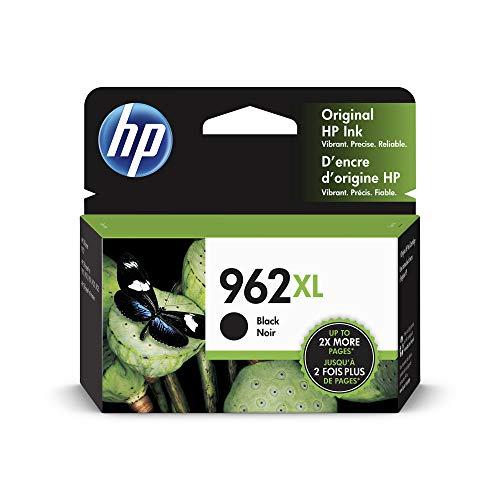 HP 962XL   Ink Cartridge   Black   Works with HP OfficeJet Pro 9000 Series, HP OfficeJet Pro Premier 9012   3JA03AN