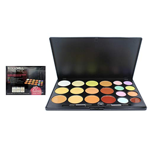 Leticia Well Maxi Palette Contouring/Correctrice