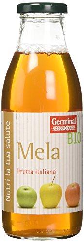 Germinal Bio Bevanda a Base di Mela - 6 bottiglie da 50 cl