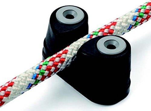 Arbo-Inox Schotklemme ohne Führung Curryklemme Tauklemme Tauwerk 3-8 mm oder 6-13mm Größe 6-13 mm