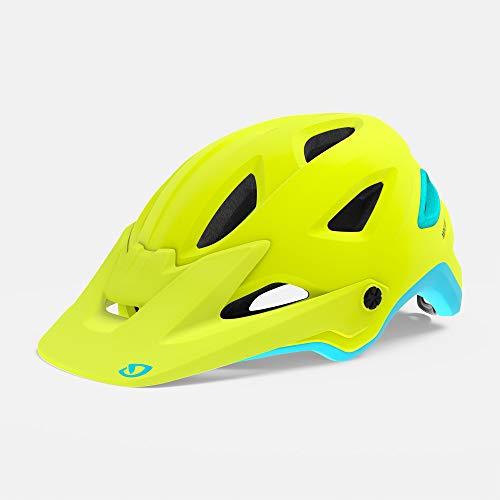 Giro Montaro MIPS Adult Mountain Cycling Helmet - Small (51-55 cm), Matte Citron/Iceberg (2019)