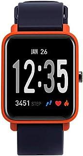Delicate 1.3 Inch Color Screen Smart Bracelet, IP68 Waterproof Heart Rate Blood Pressure Blood Oxygen Monitoring Sports Co...