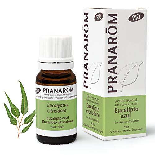 Pranarôm | Huile Essentielle Eucalyptus Citronné Feuille Bio | Eucalyptus Citriodora | Feuille |...