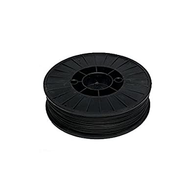 UP! Plus 2 Black ABS Filament 1.75mm 700g Recyclable for UP! Plus 2 3D Printer
