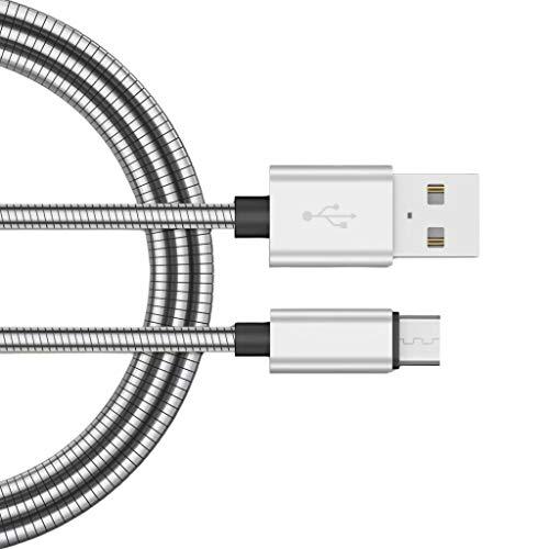Shiwaki Cable de Datos de Cable de Carga Rápida Micro USB de...