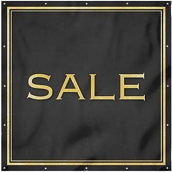 Sale CGSignLab 6x6 Classic Gold Heavy-Duty Outdoor Vinyl Banner