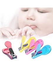 JIOLK 爪切り 赤ちゃん つめきり ベビー用 ベビーケア ベビーネイルファイル 握りやすい 怪我防ぐ 使いやすい マニキュアツール