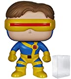 Marvel: Classic X-Men - Cyclops Funko Pop! Vinyl Figure (Includes Compatible Pop Box Protector Case)...