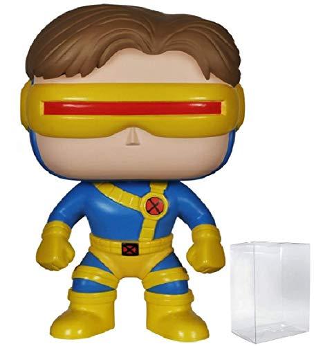 Marvel: Classic X-Men - Cyclops Funko Pop! Vinyl Figure (Includes Compatible Pop Box Protector Case)