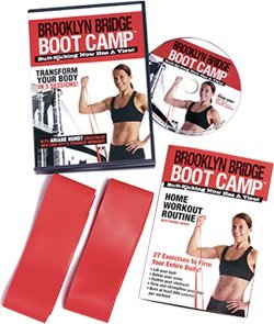Brooklyn Bridge Boot Camp DVD (by Ariane Hundt)