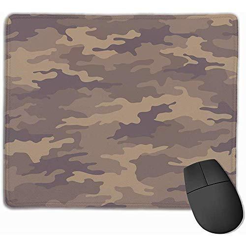 Alfombrilla de ratón de Textura de Color Caqui del Camuflaje
