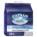 Best Cat Litters - Catsan Hygiene Plus Non Clumping Cat Litter, 28 Review