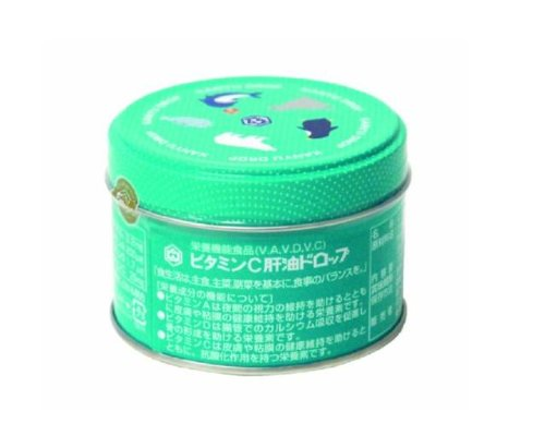 肝油ドロップ 河合薬業 ビタミンC肝油ドロップ 100粒