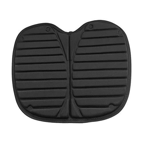 SKYHY224 Kayak Back Seat Cushion Seat Pad Lightweight Nylon Paddling Cushion for Sit-on Top Kayak