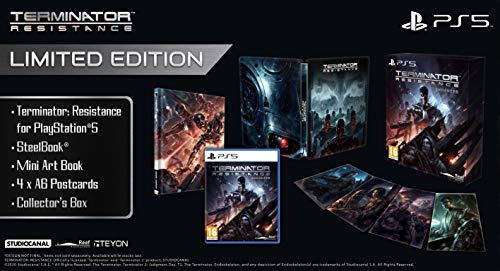 Terminator: Resistance Enhanced Collector Edition - Collector's Limited - PlayStation 5