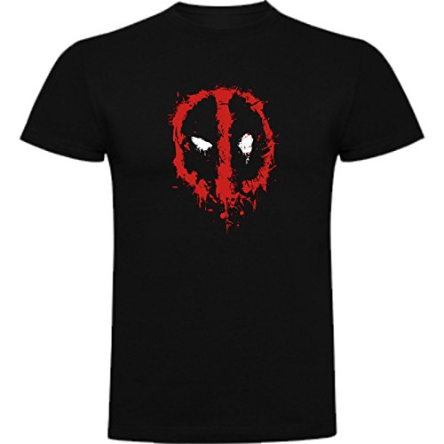 The Fan Tee Camiseta de NIÑOS Deadpool Comico Comic 7-8 Años