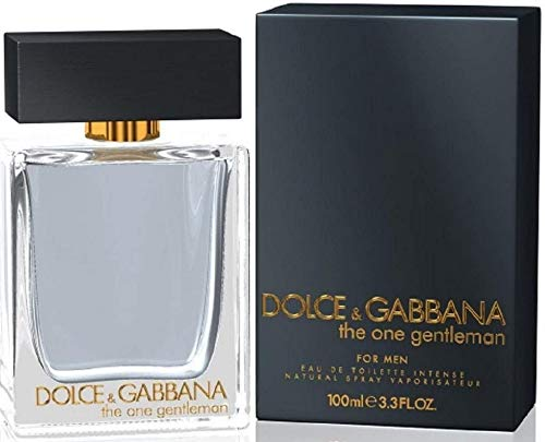 The One Gentleman by Dolce and Gabbana for Men, Spray, 3.4 Ounce