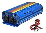 BiXPower 36V (29V ~ 45V) DC to 110V AC 600W True Pure Sine...