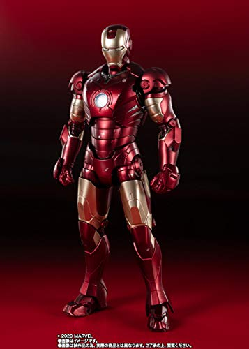 S.H.Figuarts アイアンマンマーク3 -《Birth of Iron Man》 EDITION‐