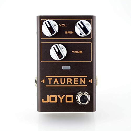 JOYO Tauren Overdrive Guitar Effect Pedal - Revolution R Series