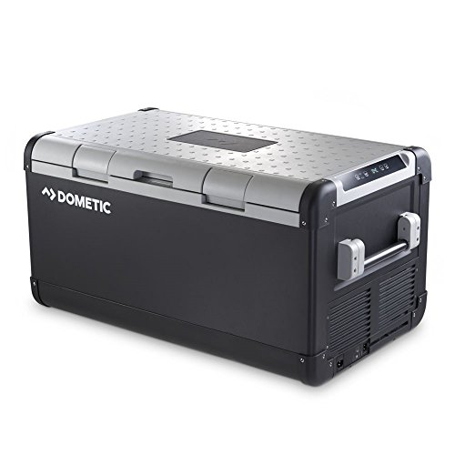 Dometic CFX 100W Black/Gray CFX 100W 12V Electric Powered...