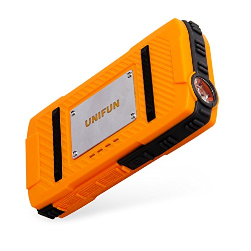 Unifun 10400mAh Waterproof External Battery