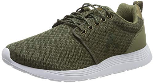 Le Coq Sportif Damen VARIOCOMF W Boutique Olive Sneaker, Olivgrün Night Mermaid, 40 EU
