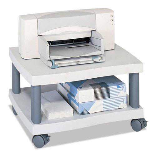 Debajo del escritorio soporte para impresora, 4 ruedas, 20 x 17 ...