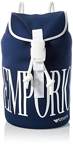 Emporio Armani Swimwear - Zaino con logo
